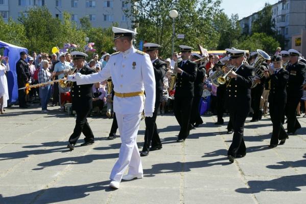 В День города в Северодвинске сыграет духовой оркестр, но масштабы праздника будут не такими, как до пандемии