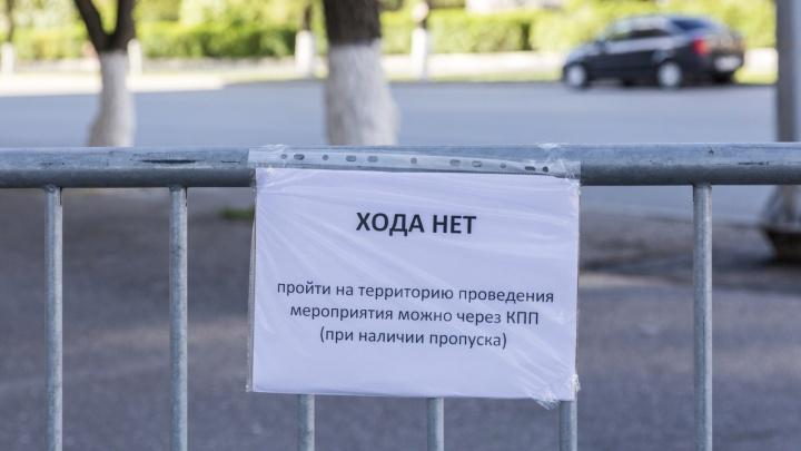 Ни проехать, ни пройти: смотрим, где в Волгограде перекроют дороги на 9 Мая