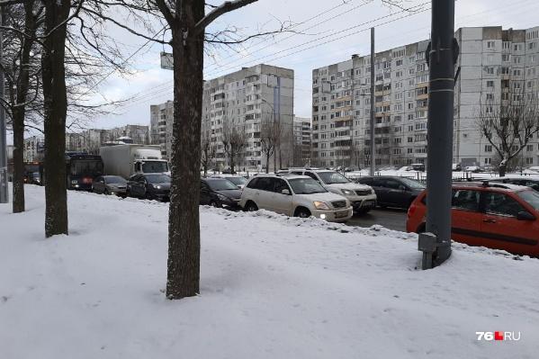Каждодневное стояние в Ярославле
