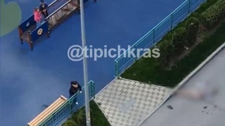 В Анапе женщина выпала из окна и погибла