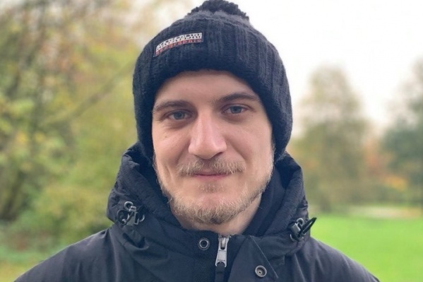 27-летний Валентин Князев родом из Миасса