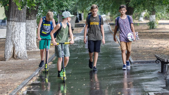 Прохлада пришла ненадолго: смотрим погоду в Волгограде в последнюю неделю августа