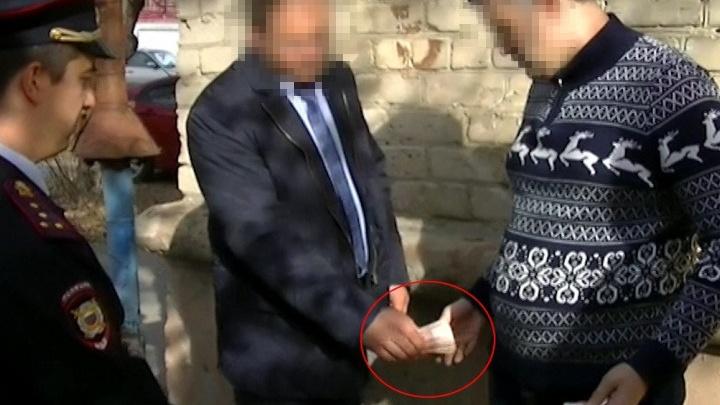 В Волгограде инспектор Ростехнадзора получил 2,5 года за взятку в 40 тысяч рублей