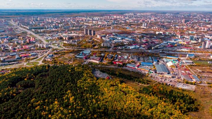 В Тюменскую область придет шквалистый ветер, который может спровоцировать новые природные пожары