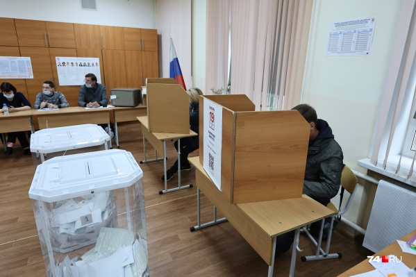 Челябинский округ занял второе место по региону по числу забракованных бюллетеней