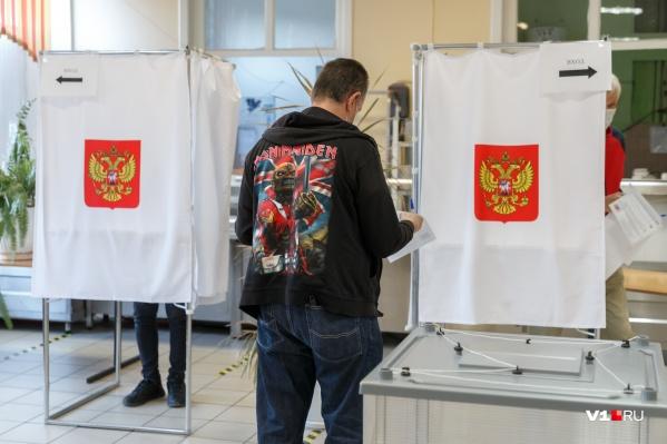 Облизбирком утверждает, что явка на выборах составила 64,96%