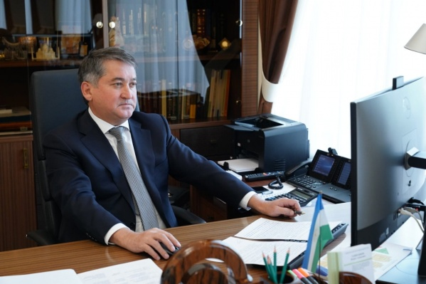 Илшат Тажитдинов также руководит аппаратом правительства Башкирии
