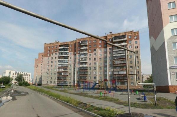 Убийство произошло в квартире дома на Чайковского, где оказывали интимные услуги