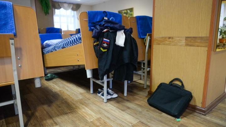 В Суворовском училище Екатеринбурга прошли внезапные проверки из-за анонимки