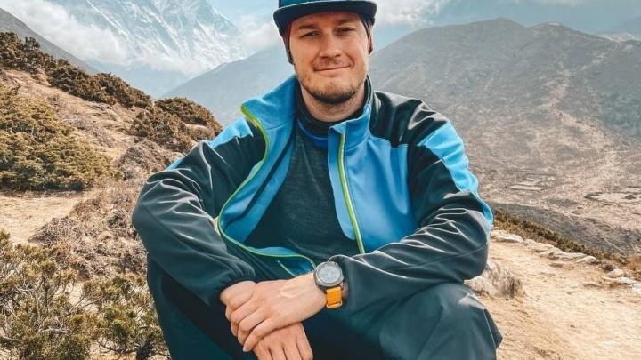 «Грозили отек легких и смерть»: турист из Челябинска едва не погиб при покорении Эвереста
