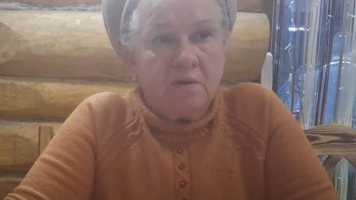 Пенсионерка, которую полицейские протащили по асфальту, ехала в Уфу разбираться с услугами ЖКХ