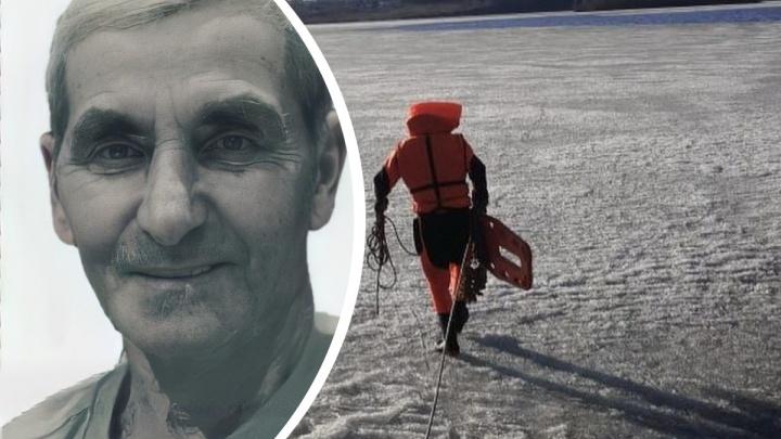 «МЧС и полиция прочесывают территорию»: на Верх-Нейвинском водохранилище пропал рыбак из Новоуральска