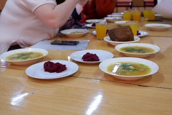 Почти все школы Красноярска обслуживают 3 компании —ООО «РИЧ», ООО «Кулинар» и ООО «Развитие»