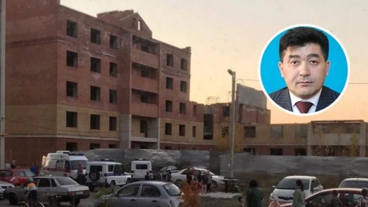 Экс-депутата Заксобрания Омской области Хабулду Шушубаева признали банкротом