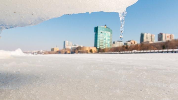 Стало известно, когда вскроется лед на реках Самарской области