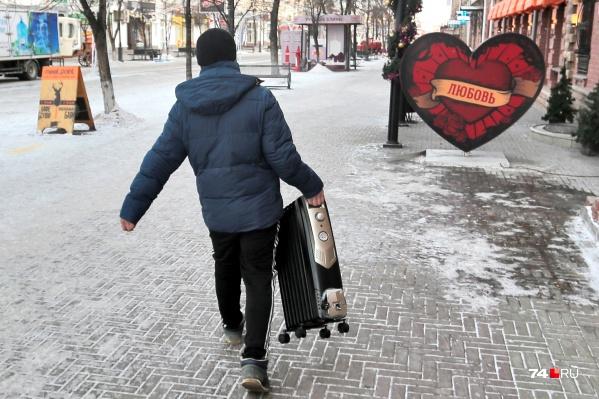 После январских счетов за отопление кажется, что проще греться любовью<br>