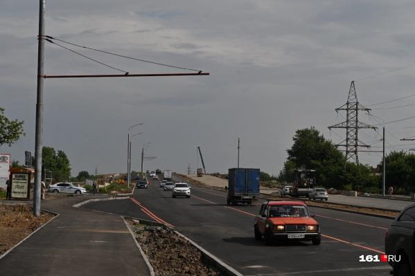 Мост открыли 30 июля в 06:30 утра