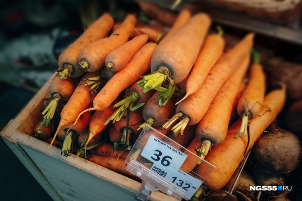 Морковь входила в топ-3 самых подорожавших продуктов уже по итогам 2020 года, а к середине 2021 года возглавила его