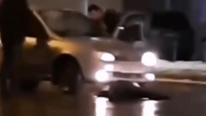 В Тюмени молодой водитель сбил мужчину