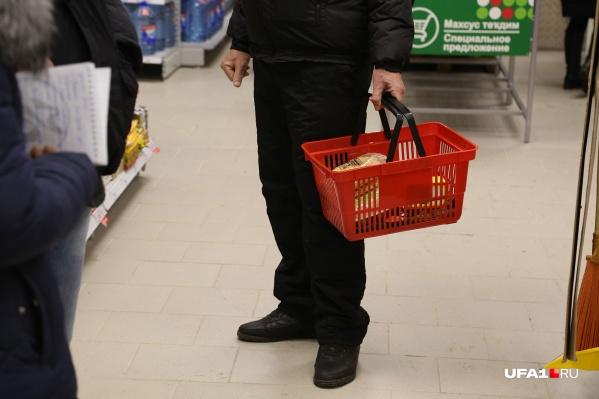 Продуктовые корзины несильно пополнятся, считает эксперт