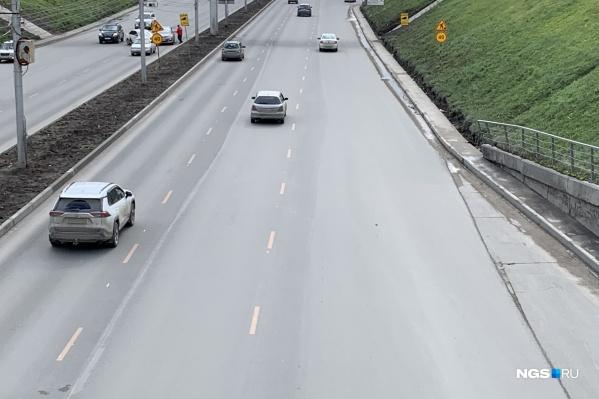 Ипподромская — самая скоростная магистраль в центре