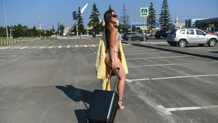 Не все рванули на море: куда ездят в отпуск жители Екатеринбурга этим летом