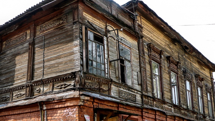 Эксперты рекомендовали снести 16 аварийных домов в Нижнем Новгороде