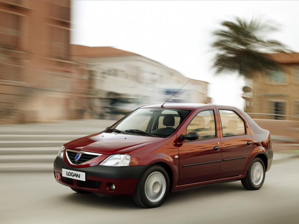Это не Renault Logan — это одноименная Dacia, для которой Logan стал первым глобальным успехом