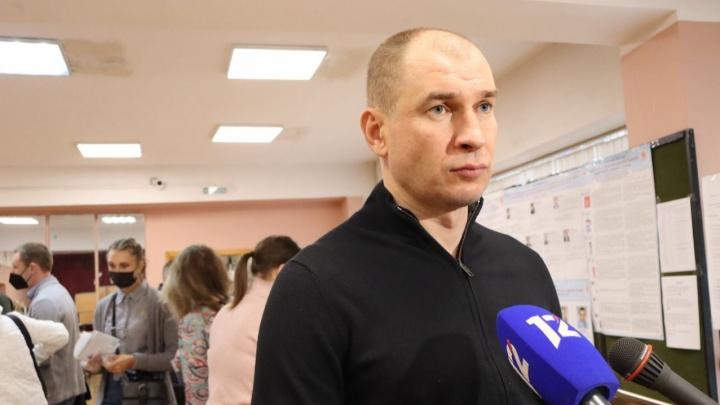 Экс-депутат Госдумы Дмитрий Перминов стал новым сенатором от Омской области