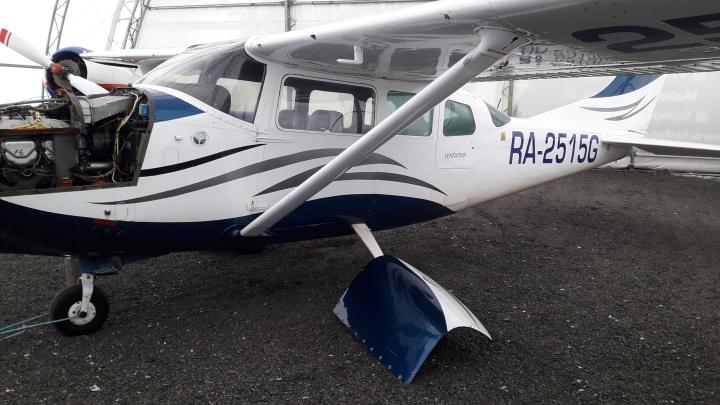 Против пилота возбудили уголовное дело из-за неудачного приземления с влюбленными на борту