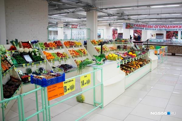 По словам директора муниципальных рынков Александра Алгазина, льготные цены поддержат садоводов во время пандемии