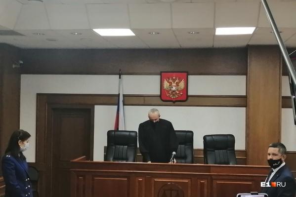 Судья Максим Ашрапов отменил решение районного суда