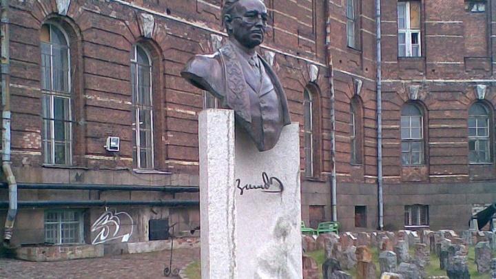 В Генпрокуратуре РФ опровергли свою причастность к сносу бюста Заки Валиди в Санкт-Петербурге