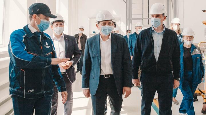 После проблем с вонючей водой в тюменском водоканале сменилось руководство