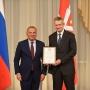 Президент РФ Владимир Путин объявил благодарность коллективу МХК «ЕвроХим»