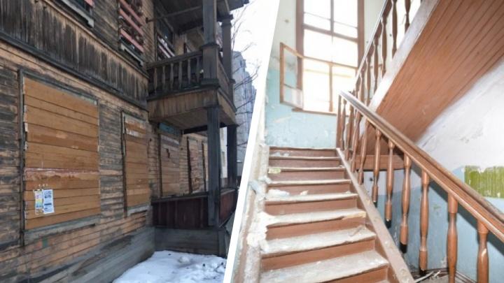 Администрация Северодвинска выставила на аукцион дом Пикуля. Арендатор должен его отреставрировать