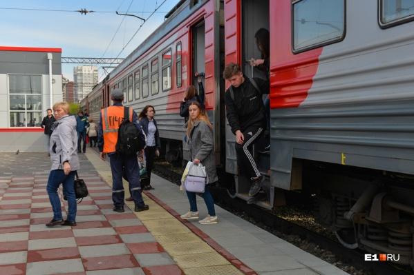 Алексей Орлов хочет сделать городскую электричку транспортом для повседневного использования в Екатеринбурге