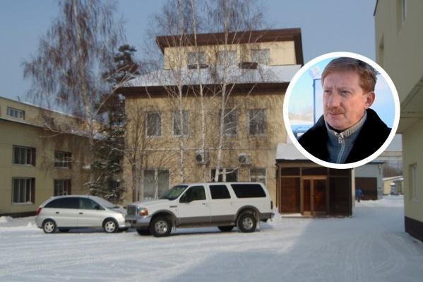 Все четыре филиала завода располагаются в Заельцовском районе Новосибирска