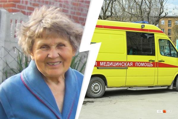 84-летняя женщина написала отказ от лечения, после чего ее выписали с ковидом