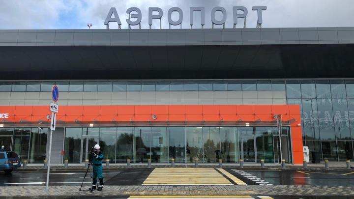 За месяц до открытия: как будет выглядеть тобольский аэропорт