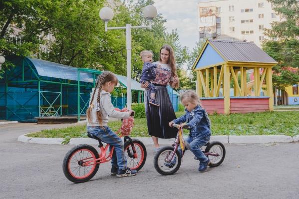 Ольга Гришина, мама троих детей, поделилась секретом — как всё успевать, сохраняя мир и гармонию в семье