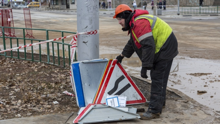 В центре Волгограда неожиданно передумали отключать холодную воду