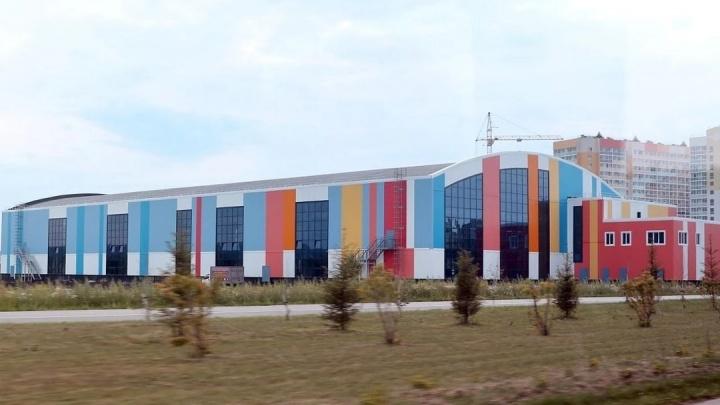 В Кемерово заканчивается строительство теннисного центра. Илья Середюк рассказал, что там будет
