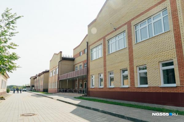 Площадь здания превышает 12 тысяч квадратных метров