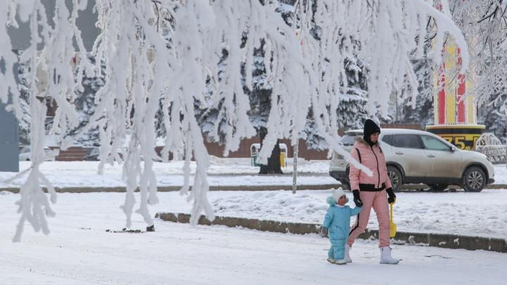 В Башкирии в эти выходные похолодает