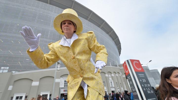«Екатеринбург Арена» станет одной из площадок «Ночи музыки». Причем самой громкой