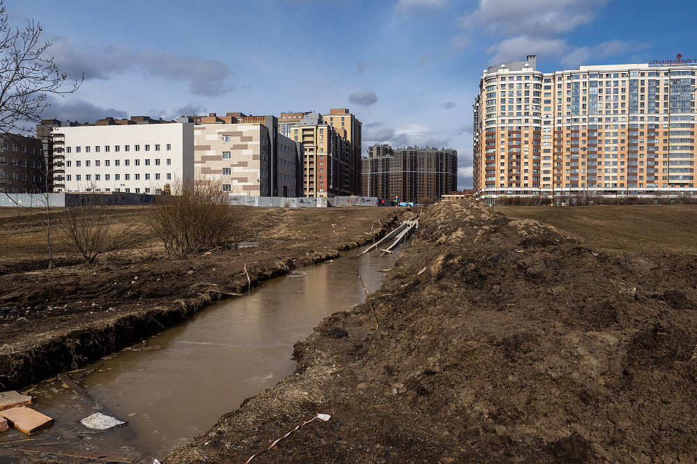 Вид Кудрово<br /><br />автор фото Михаил Огнев/«Фонтанка.ру»/архив
