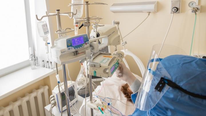 Глава Минздрава Самарской области: «Средний возраст пациента в реанимации уменьшился на 10 лет»