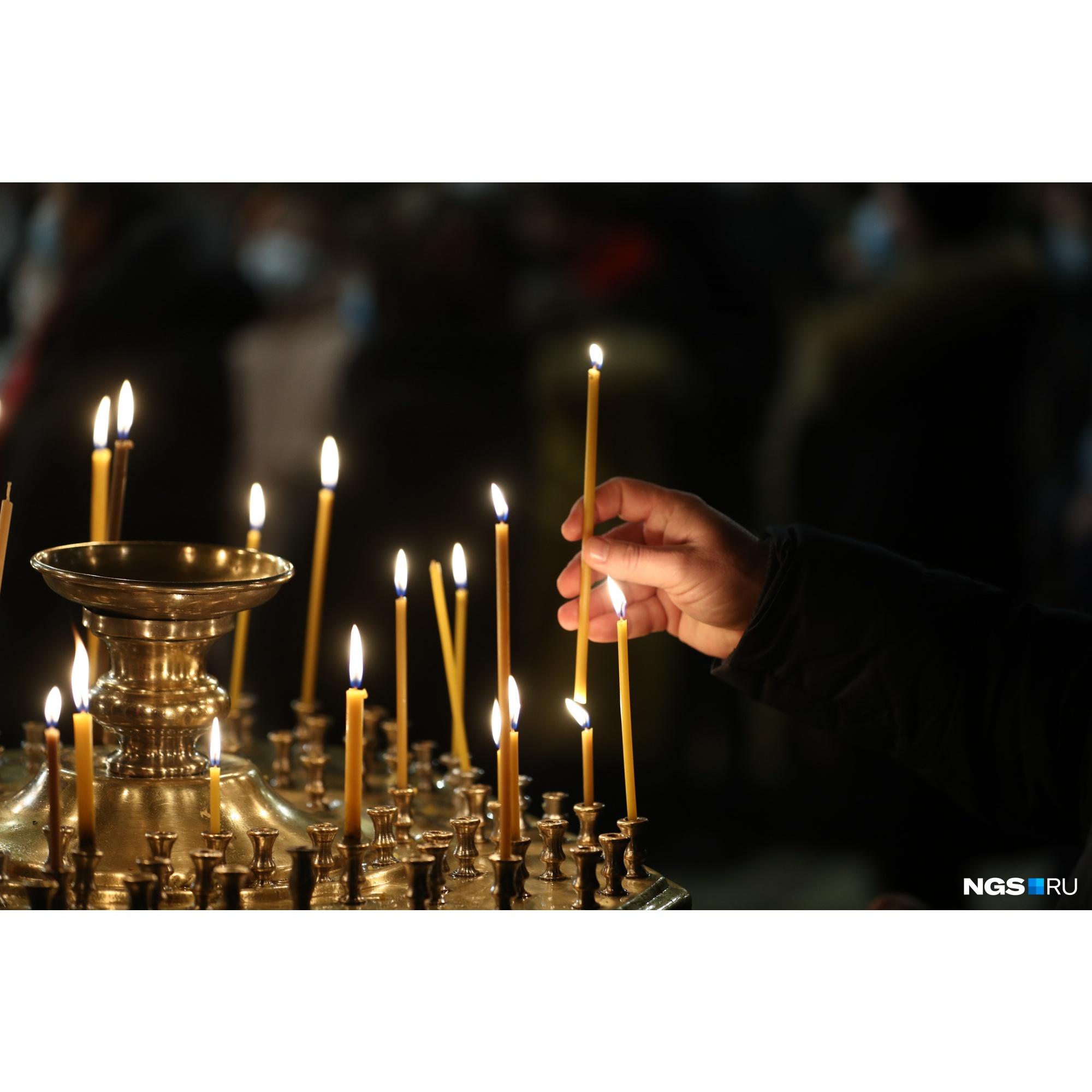 Священники говорят, что в церковь можно прийти в любой день, вне зависимости от праздников