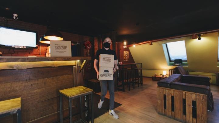 Учим новое слово «сидрерия»: в Челябинске открыли первый на Урале бар, специализирующийся на сидре